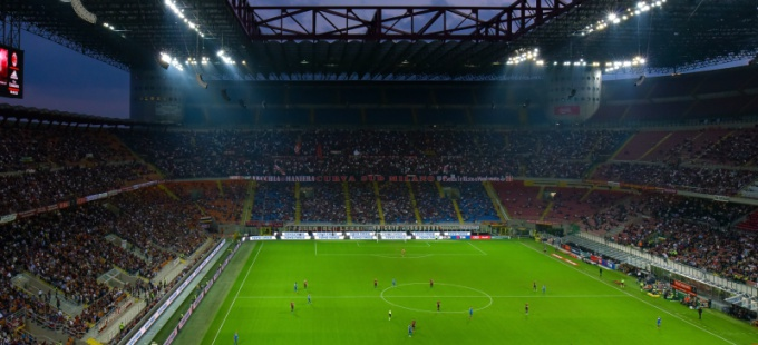 LED Fényvető stadion megvilágítás